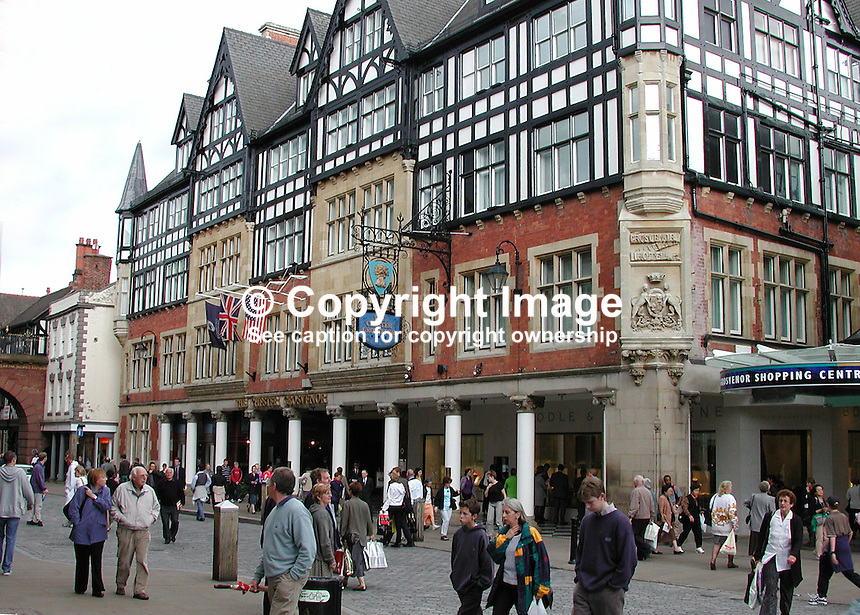 Chester Grosvenor Hotel, Chester, UK. Ref: 2000050624..Copyright Image from Victor Patterson, 54 Dorchester Park, Belfast, UK, BT9 6RJ..Tel: +44 28 9066 1296.Mob: +44 7802 353836.Voicemail +44 20 8816 7153.Skype: victorpattersonbelfast.Email: victorpatterson@mac.com.Email: victorpatterson@ireland.com (back-up)..IMPORTANT: If you wish to use this image or any other of my images please go to www.victorpatterson.com and click on the Terms & Conditions. Then contact me by email or phone with the reference number(s) of the image(s) concerned.