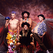 RED HOT CHILI PEPPERS (1989)