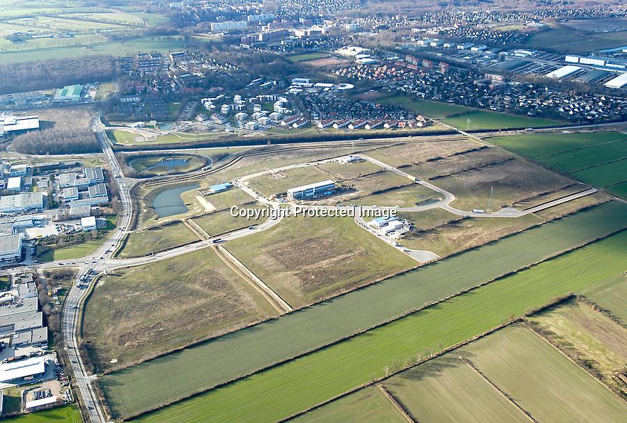Deutschalnd, Schleswig- Holstein, Reinbek, Wiesenfeld, Gewerbegebiet