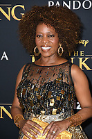 "09 July 2019 - Hollywood, California - Alfre Woodard. Disney's ""The Lion King"" Los Angeles Premiere held at Dolby Theatre. Photo Credit: Birdie Thompson/AdMedia"