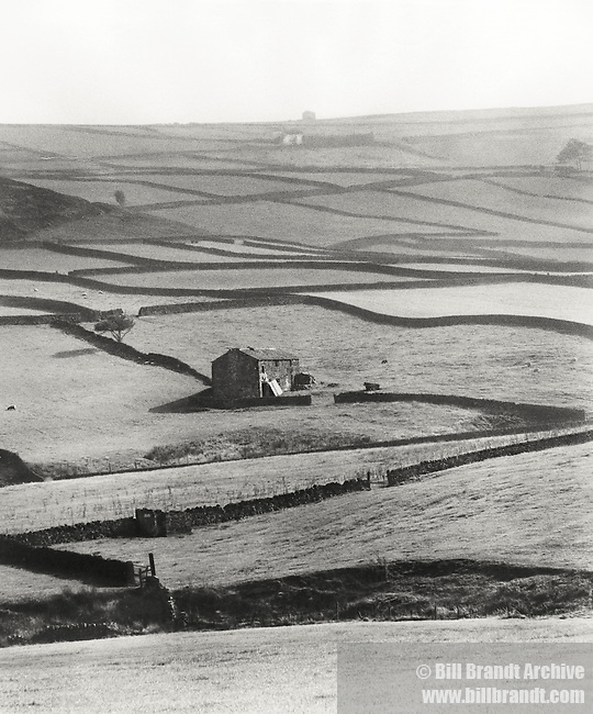 Near Bodkin Top, West Yorkshire, 1940s