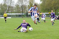 VOETBAL: WOLVEGA: 03-05-2015, FC FC Wolvega - VV Heerenveen, uitslag 0-0, ©foto Martin de Jong