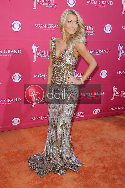 Julianne Hough<br />at the 44th Annual Academy of Country Music Awards. MGM Grand Garden Arena, Las Vegas, NV. 04-05-09<br />Dave Edwards/DailyCeleb.com 818-249-4998