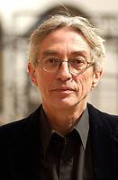 March 11th, 2002, Montreal, Quebec, Canada; <br /> <br /> Quebec singer Richard Desjardins