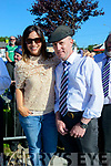TV presenter Lucy Kennedy is pictured out and about with TD Michael Healy Rae, filming for her next series of Livin' With Lucy' which will air later this year.