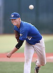 Wildcats' Chase Kaplan pitches against CSI at Western Nevada College in Carson City, Nev. on Friday, Mar. 4, 2016. <br />