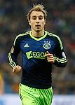 Nederland, Arnhem, 27 januari 2013.Eredivisie.Seizoen 2012-2013.Vitesse-Ajax.Christian Eriksen van Ajax