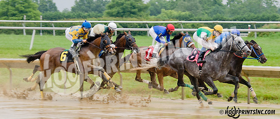 For the Ages winning at Delaware Park on 7/1/13