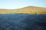 Kirkabister Ness, Bressay, Shetland islands, Scotland