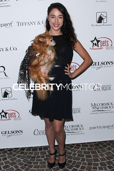 "BEVERLY HILLS, CA - OCTOBER 27: Actress Jade Tailor arrives at the ""Bow Wow Beverly Hills"" Presents The Big Bark Theory Halloween Event benefiting The Amanda Foundation held at Two Rodeo Drive on October 27, 2013 in Beverly Hills, California. (Photo by Xavier Collin/Celebrity Monitor)"