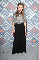 08 August 2017 - West Hollywood, California - Lauren German. 2017 FOX Summer TCA Party held at SoHo House. <br /> CAP/ADM/FS<br /> &copy;FS/ADM/Capital Pictures
