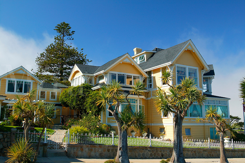 The Seven Gables Inn, Pacific Grove, California