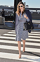 Miranda Kerr leaves Japan