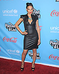 Goapele at The Second Annual UNICEF Playlist with the A-List held at The El Rey Theatre in Los Angeles, California on March 15,2012                                                                               © 2012 Hollywood Press Agency