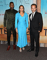 "10 January 2019 - Hollywood, California - Mahershala Ali, Carmen Ejogo, Stephen Dorff . ""True Detective"" third season premiere held at Directors Guild of America. Photo Credit: Birdie Thompson/AdMedia"