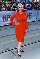 "07 September 2019 - Toronto, Ontario Canada - Jamie Lee Curtis. 2019 Toronto International Film Festival - ""Knives Out"" Premiere held at Princess of Wales Theatre. <br /> CAP/ADM/BPC<br /> ©BPC/ADM/Capital Pictures"