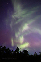 purple and green aurora corona2