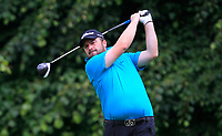 Adam Powell (Hartford GC) on the 8th tee during Round 1 of the Titleist &amp; Footjoy PGA Professional Championship at Luttrellstown Castle Golf &amp; Country Club on Tuesday 13th June 2017.<br /> Photo: Golffile / Thos Caffrey.<br /> <br /> All photo usage must carry mandatory copyright credit     (&copy; Golffile | Thos Caffrey)