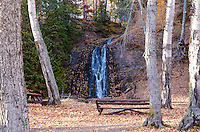 Haven Falls is located near Lac La Belle, Michigan in the Upper Peninsula.