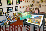 Artists Deborah O'Keeffe and Olivia O'Carra have teamed up with other artists from Kerry to open a collective art gallery in KIllarney town.