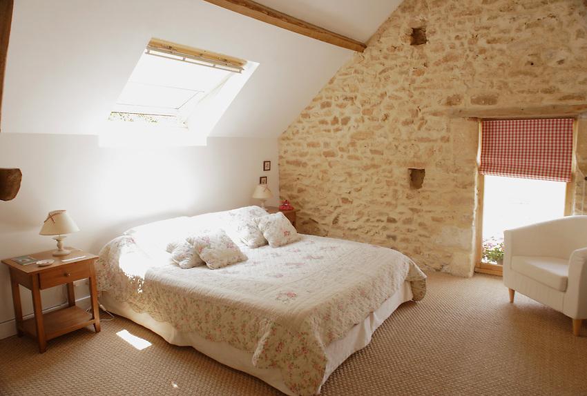 Chambres d'hote dans une propriété périgourdinne du XVIIe siècle avec un parc de 2 ha