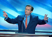 Boston, MA - July 29, 2004 -- Robert F. Kennedy, Jr., President, Waterkeeper Alliance, Chief Prosecuting Attorney, Riverkeeper, speaks at the 2004 Democratic National Convention in Boston, Massachusetts on July 28, 2004..Credit: Ron Sachs / CNP