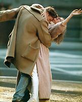Barbara Streisand Jeff Bridges<br /> 1995 <br /> Credit:  John Barrett/PHOTOlink/MediaPunch