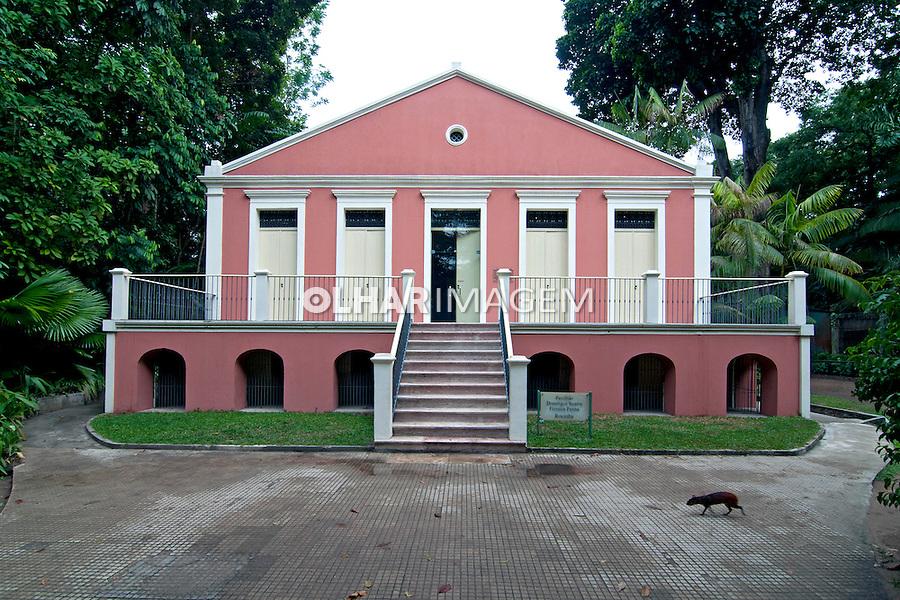 Museu Paraense Emilio Goeldi. Belem. Para. 2011. Foto de Levi Bianco.
