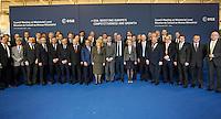AGENZIA EUROPEA DELLO SPAZIO.CONSIGLIO A LIVELLO MINISTERIALE .NELLA FOTO FOTO FAMIGLIA DEI 20 MINISTRI E DELEGATI .EUROPEAN SPACE AGENCY  COUNCIL MEETING AT MINISTERIAL LEVEL.