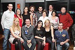 Paul Murphy with friends and family at his 30th in Bru...Picture Jenny Matthews/Newsfile.ie