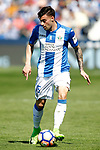 CD Leganes' Diego Rico during La Liga match. February 25,2017. (ALTERPHOTOS/Acero)