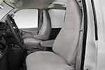 Front seat view of 2016 Chevrolet Express-Cargo 2500-Work-Van-HD 4 Door Cargo Van Front Seat  car photos