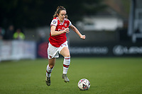 Lisa Evans of Arsenal during Arsenal Women vs Liverpool Women, Barclays FA Women's Super League Football at Meadow Park on 24th November 2019