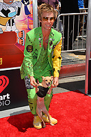 Greg Cipes at the premiere for &quot;Teen Titans Go! to the Movies&quot; at the TCL Chinese Theatre, Los Angeles, USA 22 July 2018<br /> Picture: Paul Smith/Featureflash/SilverHub 0208 004 5359 sales@silverhubmedia.com