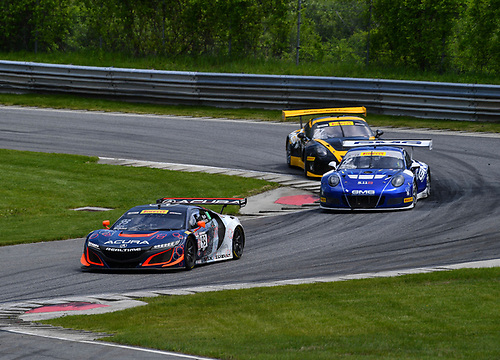 Pirelli World Challenge<br /> Grand Prix of Lime Rock Park<br /> Lime Rock Park, Lakeville, CT USA<br /> Saturday 27 May 2017<br /> Peter Kox / Mark Wilkins<br /> World Copyright: Richard Dole/LAT Images<br /> ref: Digital Image RD_LMP_PWC_17153