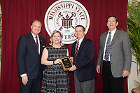 Research Awards 2018<br />  (photo by Beth Wynn / &copy; Mississippi State University)