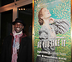 "One Life To Live Timothy Stickney stars in William Shakespeare's As You Like It as ""Duke Senion/Duke Frederick"" on opening night November 3, 2014 continuing through Dec. 14, 2014 at the Lansburgh Theatre, Washington, DC. The after party was at District ChopHouse. (Photo by Sue Coflin/Max Photos)"