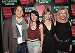 McCaleb Burnett, Samantha Soule, Maren Bush & Pamela Shaw attending the Opening Night Performance of The Rattlestick Playwrights Theater Production of 'A Summer Day' at the Cherry Lane Theatre on 10/25/2012 in New York.