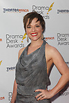 Suli Holum pictured at the 57th Annual Drama Desk Awards held at the The Town Hall in New York City, NY on June 3, 2012. © Walter McBride