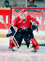 Danielle Dube Team Canada 1997. Photo F. Scott Grant