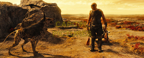 Vin Diesel <br /> in Riddick (2013)<br /> *Filmstill - Editorial Use Only*<br /> CAP/NFS<br /> Image supplied by Capital Pictures