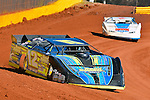 Feb 07, 2014; 11:46:32 AM; Waynesville, GA., USA; The Lucas Oil Late Model Dirt Series running The Georgia Boot Super Bowl of Racing at Golden Isles Speedway.  Mandatory Credit: (thesportswire.net)