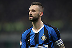 Marcelo Brozovic of Inter during the Coppa Italia match at Giuseppe Meazza, Milan. Picture date: 12th February 2020. Picture credit should read: Jonathan Moscrop/Sportimage