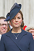 13.03.2015, London; UK: QUEEN ELIZABETH AND ROYAL FAMILY MEMBERS<br />attended the Service of Commemoration to mark the end of combat operations in Afghanistan at St Paul's Cathedral.<br />They included the Duke of Edinburgh, Prince Charles, Camilla, Duchess of Cornwall, Prince William and Catherine, Prince Harry, Prince Andrew, Prince Edward and Sophie Wessex and the Gloucesters.<br />MANDATORY PHOTO CREDIT: &copy;Dias/NEWSPIX INTERNATIONAL<br /><br />(Failure to credit will incur a surcharge of 100% of reproduction fees)<br /><br />**ALL FEES PAYABLE TO: &quot;NEWSPIX  INTERNATIONAL&quot;**<br /><br />Newspix International, 31 Chinnery Hill, Bishop's Stortford, ENGLAND CM23 3PS<br />Tel:+441279 324672<br />Fax: +441279656877<br />Mobile:  07775681153<br />e-mail: info@newspixinternational.co.uk