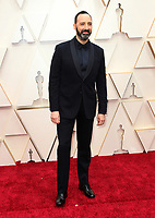 09 February 2020 - Hollywood, California - Tony Hale. 92nd Annual Academy Awards presented by the Academy of Motion Picture Arts and Sciences held at Hollywood & Highland Center. Photo Credit: AdMedia
