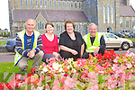 Hard working Killarney Tidy Towns members who are delighted with the high marks they received in the National Tidy Towns awards on Wednesday John Healy, Margaret Piggot, Yvonne Quill and Pat Lenihan