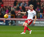 Sheffield United's Jay McEveley - Sheffield United vs Coventry City - SkyBet League One - Bramall Lane - Sheffield - 13/12/2015 Pic Philip Oldham/SportImage
