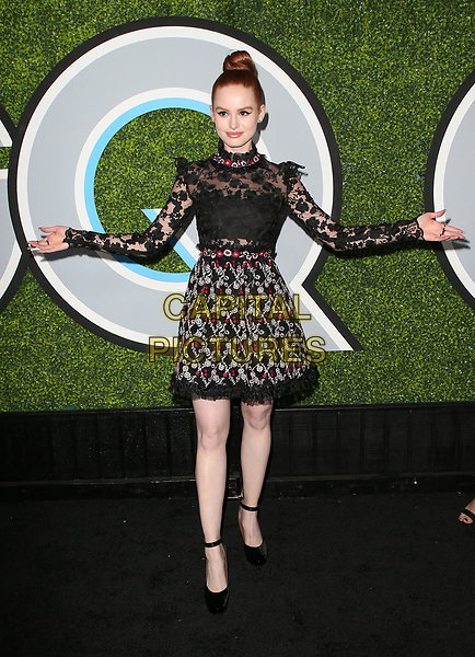 07 December 2017 - West Hollywood, California - Madelaine Petsch. 2017 GQ Men of the Year Party held at Chateau Marmont. <br /> CAP/ADM/FS<br /> &copy;FS/ADM/Capital Pictures