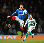 08.11.2019 League Cup Final, Rangers v Celtic: James Tavernier
