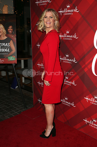 LOS ANGELES, CA - DECEMBER 4: Alison Sweeney, at Screening Of Hallmark Channel's 'Christmas At Holly Lodge' at The Grove in Los Angeles, California on December 4, 2017. Credit: Faye Sadou/MediaPunch